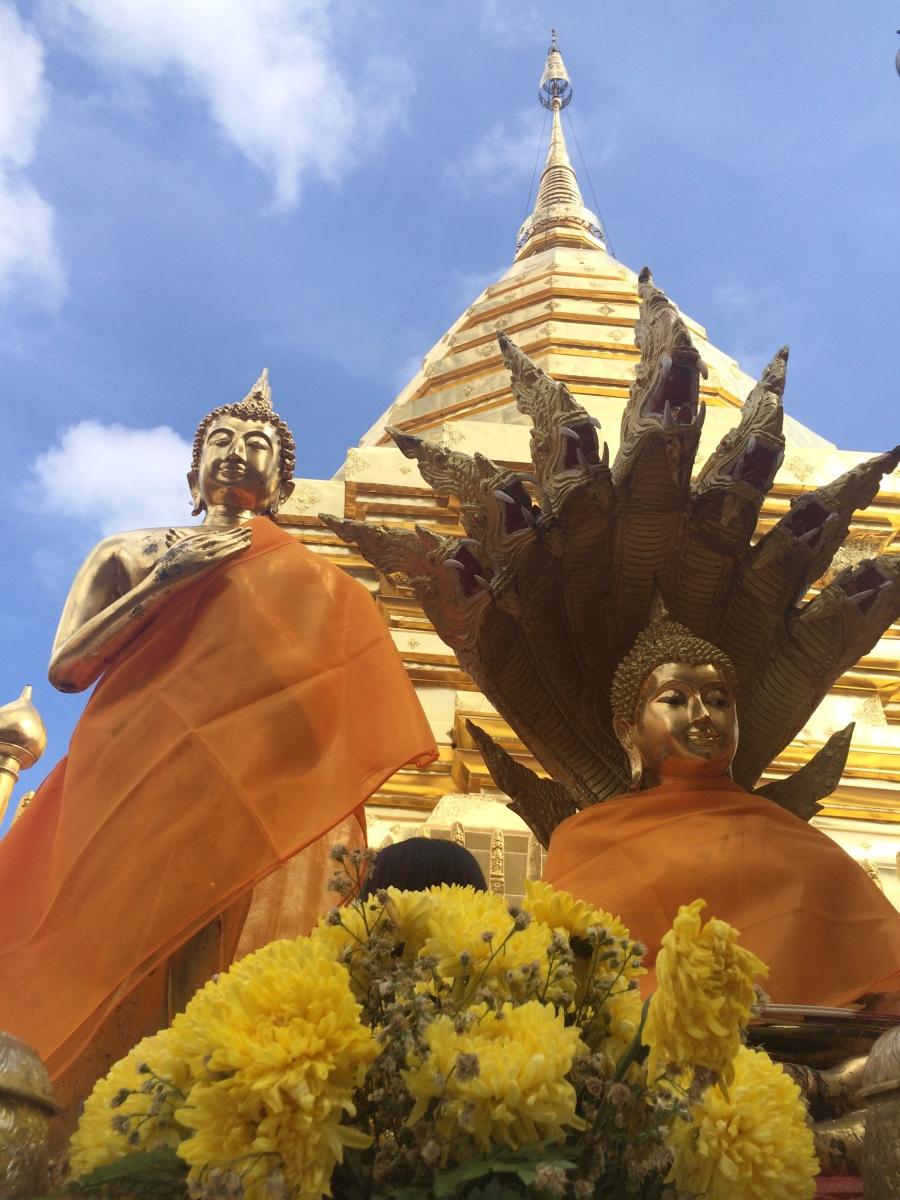Visiting Chiang Mai, Thailand